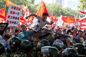 Китайский правозащитник приговорен к шести годам тюрьмы