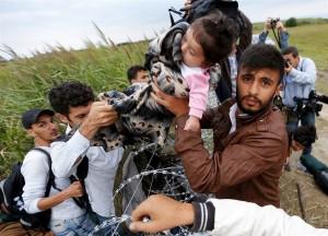 Германия начинает депортацию мигрантов из Западных Балкан