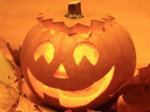Хэллоуин в английском детском саду «Дети Мира»