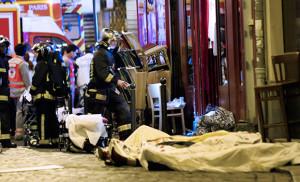 Террористы нанесли удар по жителям Парижа