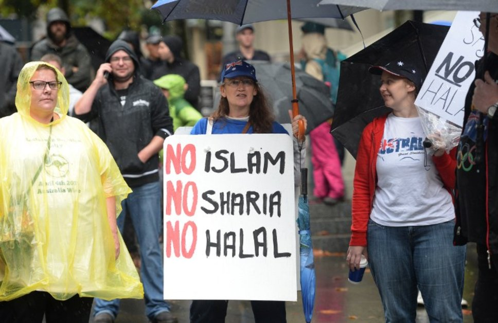 Антиисламские митинги в Австралии привели к арестам