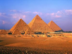 Кандидат в президенты США озвучил новую теорию происхождения Египетских пирамид