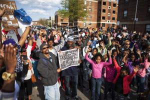 Протесты в Миннеаполисе привели к арестам