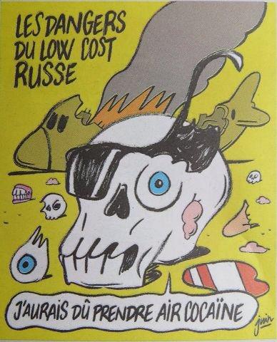 """Мнение: """" Жуткий выпуск Charlie Hebdo приведет к бойкоту всего французского"""""""