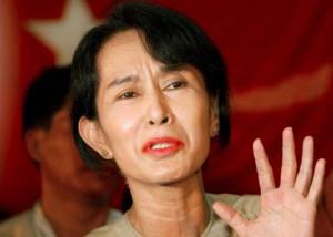 """""""Выше президента"""" - новый пост для себя озвучила лидер оппозиционеров Бирмы"""