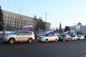 Автопробег «Сделано в России» стартует из Санкт-Петербурга
