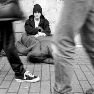 США: 500000 человек - бездомные