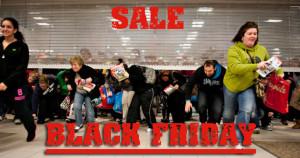США: Невероятные выходки покупателей в «Черную пятницу» попали в сеть