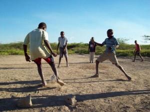 Африканские команды тоже хотят играть в футбол