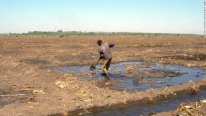 Изменения климата в Африке влекут тяжелые последствия