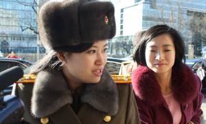 """Шоу северокорейской группы отменено в Китае из-за """"антиамериканской лирики"""""""