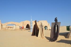 Съемочные площадки фильма «Звездные воины» заброшены в Тунисе