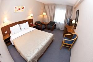 Зимние каникулы в гостинице Измайлово
