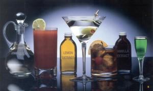 В большинстве ресторанов и кафе с Нового года может пропасть алкоголь.