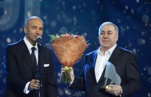 Михаил Гуцериев получил рекордное число наград на «Песне года-2015»