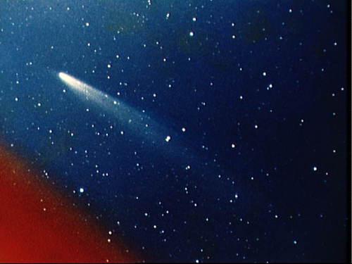 В Новом году жители РФ смогут созерцать самую яркую комету