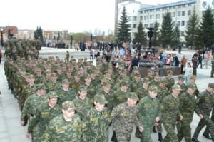 В Иркутской ракетной части погиб призывник