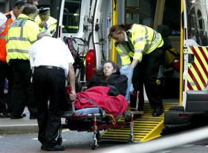 Террорист-одиночка совершил атаку в метро Лондона - есть пострадавшие