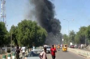 В Камеруне прогремел очередной взрыв