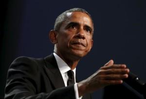 """Обама """"в одиночку"""" пытается решить проблему вооружённого насилия в США"""