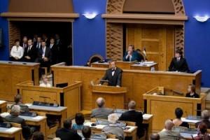 Эстонский истеблишмент беспокоит сближение РФ с Германией