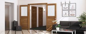 Запущена англоязычная версия сайта торговой марки «Alleanza doors»