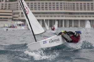 Регата Monaco Optimist Team Race завершена