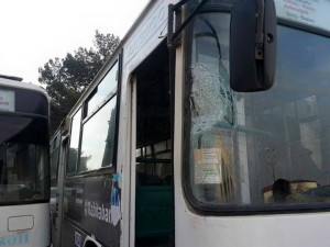 Новосибирск: Гонка автобусов привела к аварии с пострадавшими