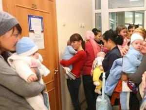 Саратов: В поликлинике скончался трехмесячный малыш