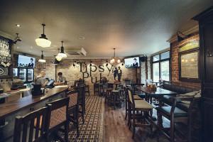 Открылся новый ирландский паб The Tipsy pub