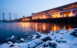 Ложное минирование Новосибирской ГЭС: как это было