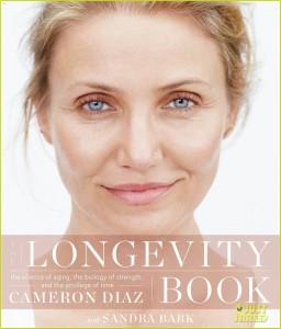 Камерон Диаз стала автором книги
