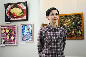 В Москве откроется выставка художника Юлии Ерохиной «Гармония противоположностей»