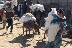 Шесть миллионов детей в Эфиопии нуждаются в гуманитарной помощи