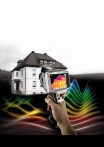Тепловизоры Flir и Testo: проверка объектов на теплопотери портативными устройствами