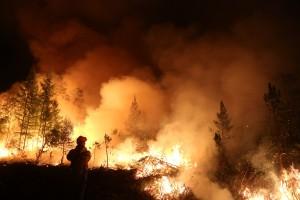 Хакасия: власти не обеспечили республике безопасность от пожаров