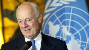 Женева: Начались переговоры сирийской оппозиции с эмиссаром ООН