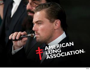 Ассоциация пульмонологов США обеспокоена поведением Ди Каприо на церемонии SAG