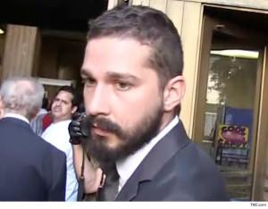 Тетя Шайи Лабафа заявила, что актер хочет выбросить ее из собственного дома