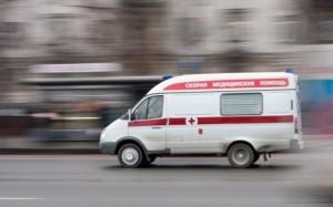 Петербург: Маршрутка сбила трехлетнюю малышку