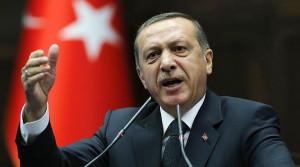 Эрдоган обвинил РФ в оккупации САР