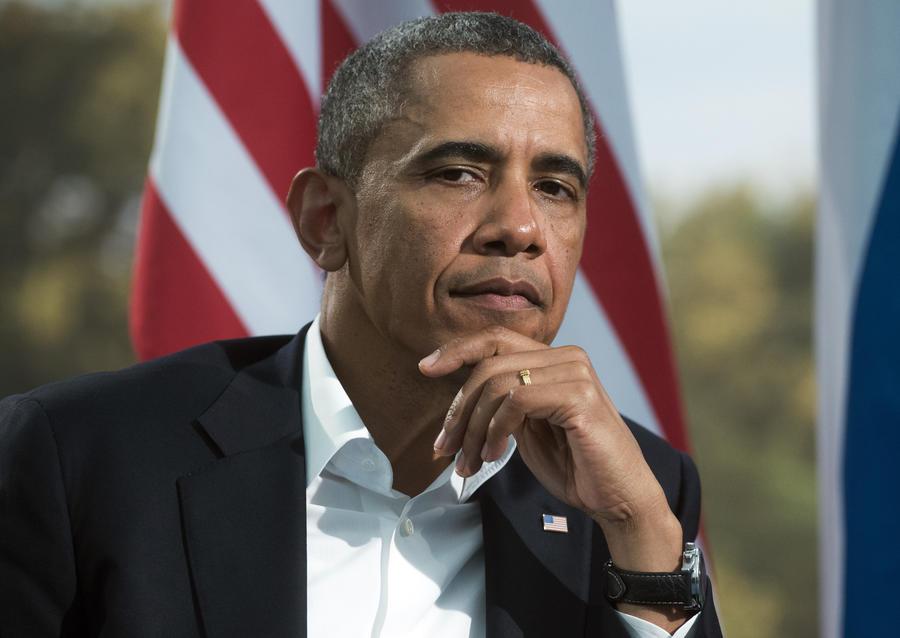 Обама призвал народ не отдавать голос за Трампа