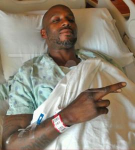 Рэппер DMX экстренно госпитализирован