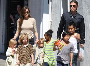 Анджелина Джоли рассказала, что не хотела детей