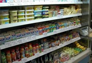 Российские производители стараются не повышать цены на молочные продукты