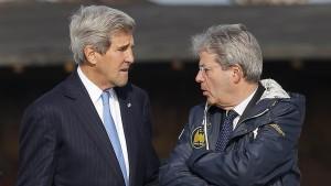 Представитель итальянских СМИ обвинила Джона Керри в создании ИГИЛ