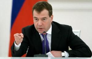 Медведев констатировал, что отношения между США и РФ разрушены