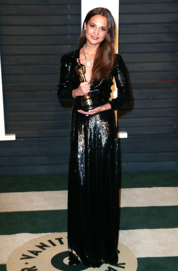 Оскар 2016 after party: самые стильно одетые актрисы