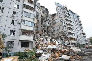 Четыре трупа найдено под обрушившимся домом в Ярославле