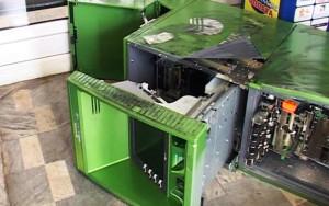 Новосибирск: Ограблен банкомат на 7 млн. рублей